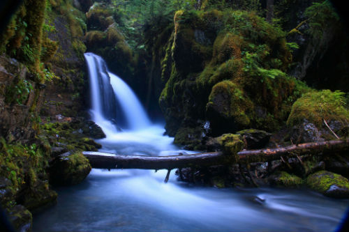 20 Virgin Creek Falls