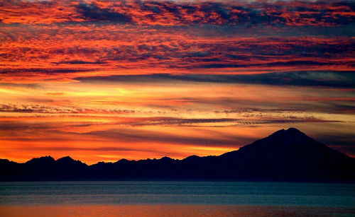 3 Cook Inlet Sunset