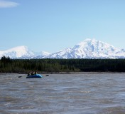 Copper River Scenic Wilderness Rafting