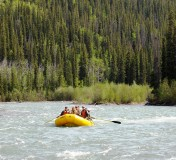 Copper River Wild & Scenic Backcountry Rafting