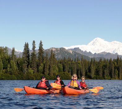 f38526ede Denali Kayak Tour - Gray Line Alaska