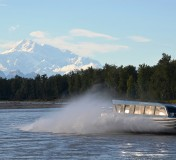 McKinley Wilderness Jet Boat Adventure