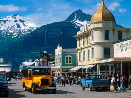 must see spots according to the locals of skagway alaska. Black Bedroom Furniture Sets. Home Design Ideas