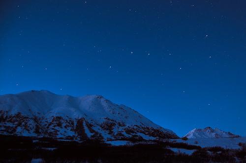 Stargazing In Alaska Gray Line Alaska Blog